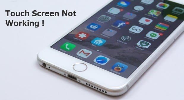 How to fix iPhone 6s/6s plus touch screen not working after replacement (Solved)