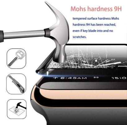Liquid Glass Screen Protector Review for iPhone, iPad, and smartwatches